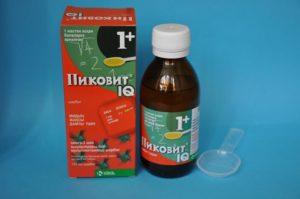 Пиковит - полезный пребиотик для вашего ребенка