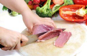 мясо гастрит