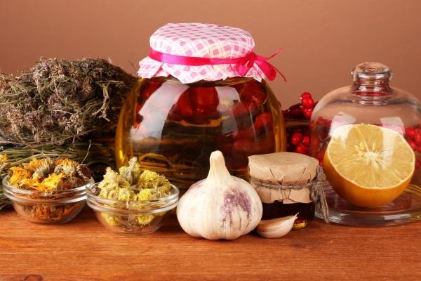 Народная медицина в лечении кашля