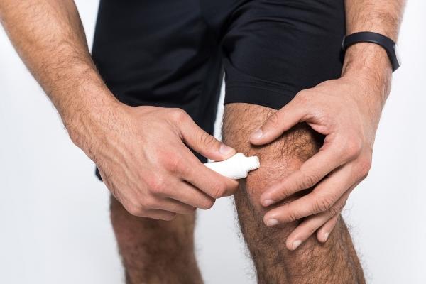 Мазь от боли в колене