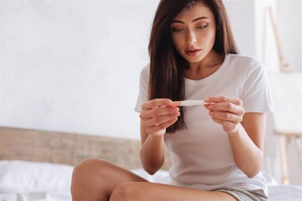 Неожиданная беременность