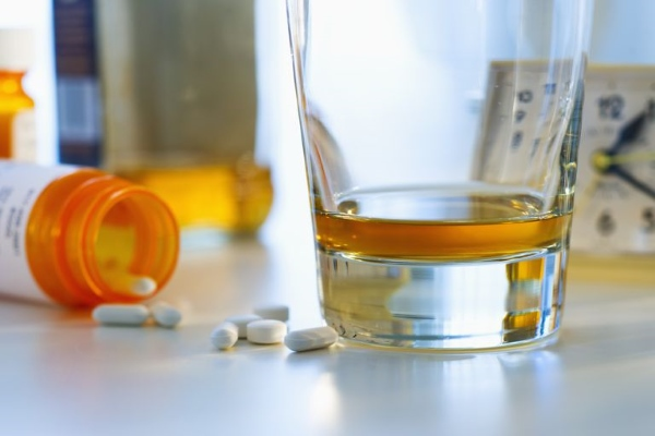 Спиртное при лечении антибиотиками