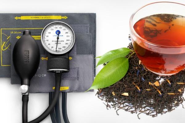 Чай и влияние на давление
